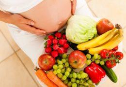 Thai phụ cần chú ý tới chế độ dinh dưỡng