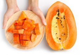 Đu đủ loại trái cây giàu dinh dưỡng cho trẻ