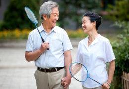 Tập thể dục tốt cho sức khỏe người cao tuổi