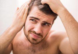 Bệnh rụng tóc ở nam giới, nguyên nhân và cách điều trị