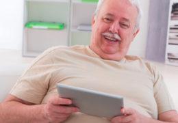 Bệnh béo phì ở người cao tuổi, nguyên nhân do đâu?