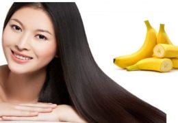 Trong chuối chứa nhiều dưỡng chất có lợi cho việc chăm sóc và nuôi dưỡng tóc.