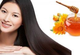 Mật ong có nhiều công dụng đối với mái tóc.