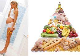 Chế độ dinh dưỡng cho mẹ bầu 24 tuần