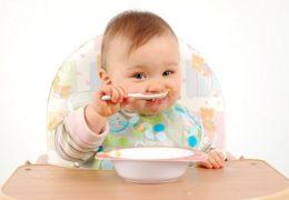 Dinh dưỡng cho trẻ 7 tháng tuổi