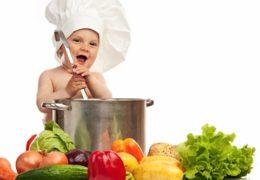 Cách nấu cháo dinh dưỡng cho bé thơm ngon, bổ dưỡng