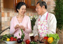 Thực đơn giúp người già minh mẫn, khỏe mạnh