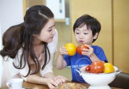 Chế độ dinh dưỡng cho bé 4 tuổi