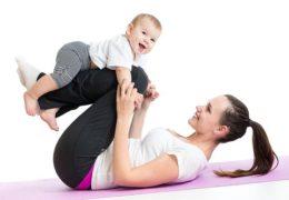 Chế độ dinh dưỡng phù hợp cho mẹ bầu muốn giảm cân sau sinh