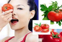 Cách làm đẹp da bằng cà chua tại nhà hiệu quả nhất
