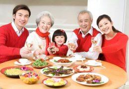 Những lưu ý trong ăn uống ở  người cao tuổi