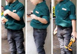 Học bí quyết mặc đẹp cho bé trai như các nhóc tỳ của sao Việt