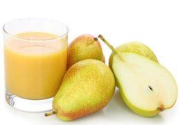 Nước lê chữa ho, giảm cân thực phẩm không nên bỏ qua