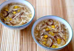 Cách nấu súp nấm hương, món ăn bổ dưỡng cung cấp vitamin D cho bé