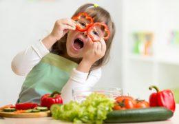 Mách mẹ những bí quyết dinh dưỡng cho trẻ luôn khỏe