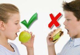 Chế độ dinh dưỡng cho trẻ thừa cân béo phì