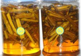 Hướng dẫn chi tiết cách ngâm rượu cây mật gấu