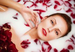 Bí quyết làm đẹp da với hoa hồng, bạn biết chưa?