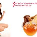 Top 4 cách giảm cân bằng mật ong siêu nhanh