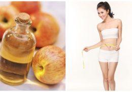 Điểm danh 3 cách giảm cân bằng giấm táo siêu hiệu quả
