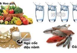 Người bệnh rối loạn nên có chế độ dinh dưỡng như thế nào?