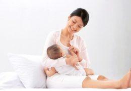 Sữa mẹ có thể giúp cải thiện bệnh hen suyễn ở trẻ