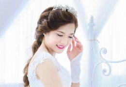 Mách bạn cách trang điểm cô dâu theo phong cách Hàn