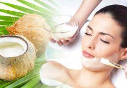 Thử ngay cách trị nám da bằng dầu dừa siêu hiệu quả