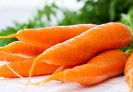 Cà rốt giúp ngừa ung thư vòm họng