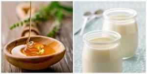 Kết hợp sữa chua và mật ong hiện là công thức làm đẹp da được nhiều chị em tin tưởng