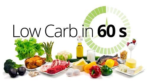 Chế độ lowcard tốt cho việc giảm cân