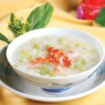 Món ăn dinh dưỡng cho trẻ bị còi xương