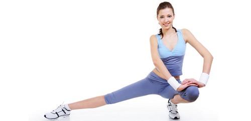 Tâp thể dục thường xuyên để loại bỏ mụn