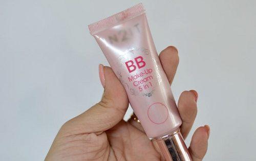Cách trang điểm bằng BB cream