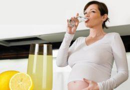 Chanh giúp hạn chế tình trạng ốm nghén cho mẹ bầu