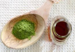 3 cách làm trắng da toàn thân bằng bột trà xanh cực an toàn