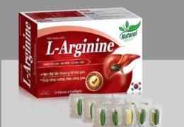 Thuốc bổ gan, giải độc L-Arginine