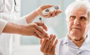 Đông trùng hạ thảo với người già trong Hỗ trợ điều trị tiểu đường