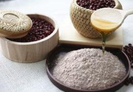 8 cách làm trắng da mặt với bột đậu đỏ siêu hiệu quả